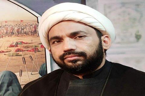 مولانا مصطفی علی خان