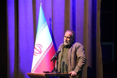 مراسم سالگرد شهادت شهید سلیمانی در شیراز
