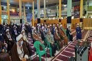 تصاویر/ مراسم گرامیداشت سالگرد شهادت سردار سلیمانی و رحلت آیت الله مصباح یزدی (ره) در میاندوآب