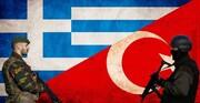 بررسی تنش های میان ترکیه و یونان در دریای مدیترانه