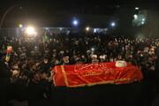 تصاویر/ مراسم وداع با پیکر آیت الله مصباح یزدی در موسسه آموزشی و پژوهشی امام خمینی(ره)