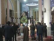 آغاز مراسم تشییع و تدفین پیکر آیت الله مصباح یزدی در قم