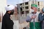 طبخ و توزیع ۲۰۰۰ پرس غذای گرم میان نیازمندان شیرازی