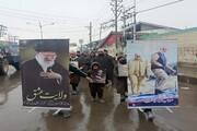 Kashmiri Muslims mark martyrdom anniversary of Lieutenant General Soleimani