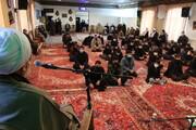 طلاب و روحانیون تبریزی یاد عمار انقلاب را گرامی داشتند