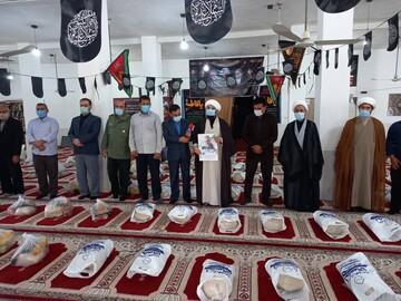 جهاد کمک مومنانه در استان بوشهر ادامه دارد