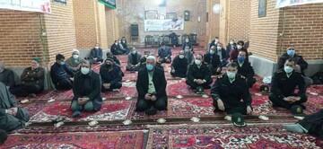 تصاویر / مراسم بزرگداشت مرحوم آیتالله مصباح یزدی در سراب