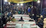 پاکستان کی تاریخ شیعوں کے خون سے رنگین ہے عدل و انصاف کے تقاضے کہاں ہیں؟، جامعہ روحانیت سندھ مقیم قم المقدسہ