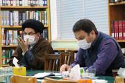 وضعیت کتابخانه های عمومی اردکان بررسی شد