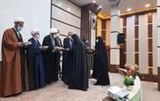 بانوان طلبه جهادگر سمنان تجلیل شدند