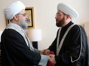شیخ حسون: سردار سلیمانی در قلب مردم سوریه جا دارد | شهریاری: بسیج سازندگی منطقه ای تشکیل شود