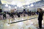 تصاویر/ مراسم بزرگداشت چهلمین روز شهادت شهید محسن فخری زاده در قم