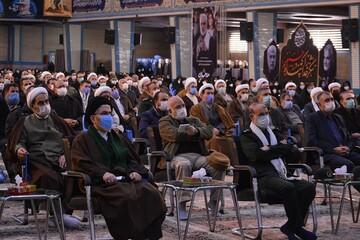 تصاویر/ مراسم گرامیداشت سالگرد شهادت سردار سلیمانی در حسینیه ثارالله ارومیه