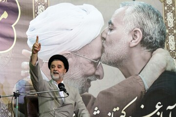 حاج قاسم یعنی حضور در میان مردم نه ماندن در اتاق ریاست/ ماجرای هشدار سردار به سفیر آمریکا در عراق