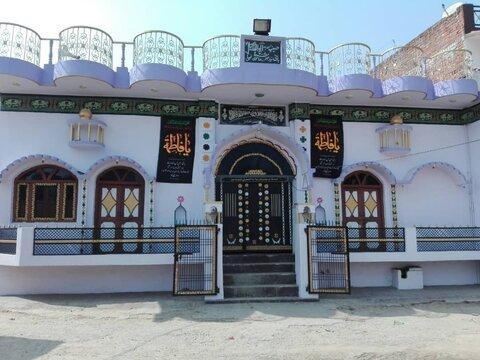 سیاهپوشی ایام فاطمیه در مناطق مختلف هدوستان