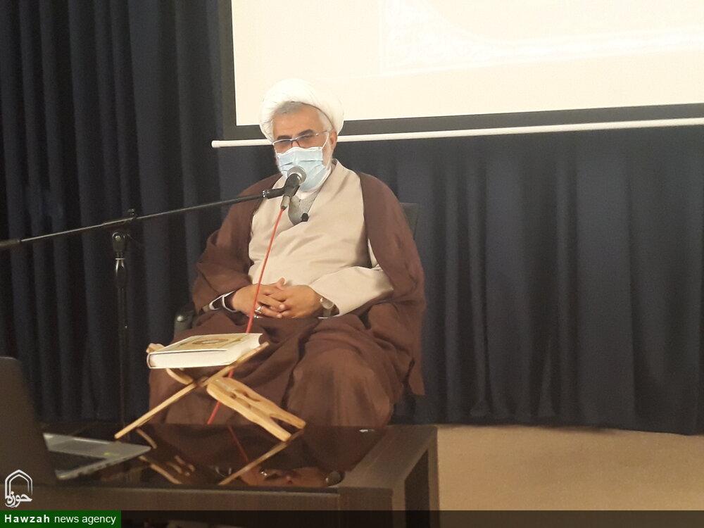 تصاویر/ مجلس یادبود ارتحال حضرت آیت الله مصباح یزدی در دفتر نماینده ولی فقیه هرمزگان