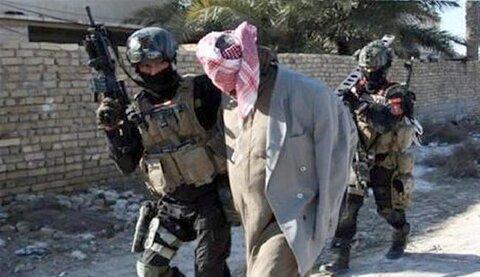 مفتی داعش در بغداد بازداشت شد