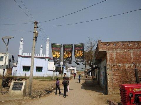 صور خاصة لوكالة الحوزة عن إقامة العزاء والاتشاح بالسواد في الهند في الأيام الفاطمية