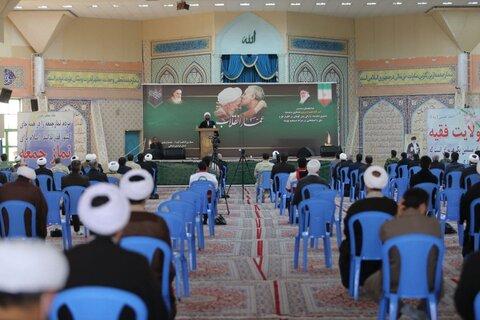 تصاویر/ مراسم گرامیداشت مرحوم آیت الله مصباح یزدی در بجنورد