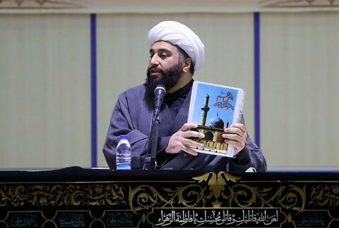 تصاویر/ هفتمین پیش همایش کنگره علامه میر حامد حسین(ره)
