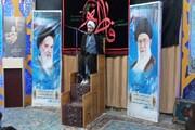 تصاویر/ گرامیداشت ایام فاطمیه(س) در حوزه علمیه کرمانشاه