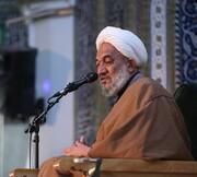 آیت الله مصباح یزدی یک تنه شعار «نه شرقی و نه غربی» امام امت را محقق کرد