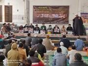 پاکستان میں شیعہ ہزارہ برادری کے قتل عام کے خلاف دہلی میں زبردست احتجاج
