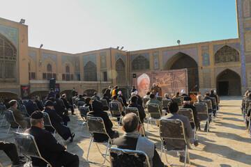 تصاویر/ مراسم بزرگداشت آیت الله مصباح یزدی در مسجد سید اصفهان
