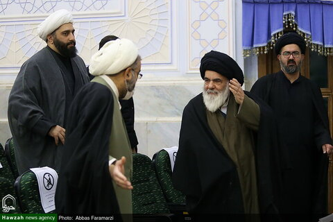بالصور/ إقامة مؤتمر العلامة ميرحامد حسين (ره) السابع بقم المقدسة