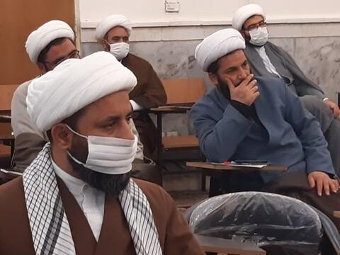 تصاویر/ برگزاری اولین نشست طرح جهاد تربیتی رزمایش «تهذیب و تربیت» درکاشان