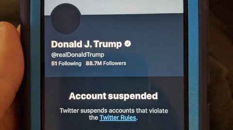 Twitter bans President Trump permanently