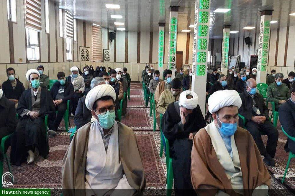 بالصور/ إقامة مجالس تأبين لآية الله مصباح اليزدي في مختلف مدن إيران