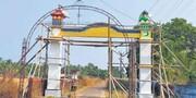ہندوستان میں مسجد اور مندر کا مشترکہ دروازہ
