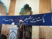 یزید وقت کے دہشتگردوں نے ایک بار پھر انسانیت کو داغدار کیا، پاکستان میں شیعوں کے قتل عام بند کرو، حجۃ الاسلامشیخ احمد ارمان