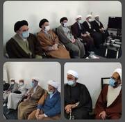 تاکید نماینده ولی فقیه در لرستان بر حمایت از نخبگان حوزوی