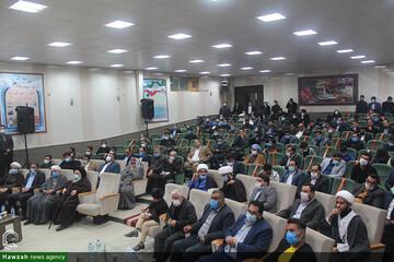 """بالصور/ الحفل الختامي لـ""""مهرجان المقاومة"""" في محافظة خوزستان الإيرانية"""