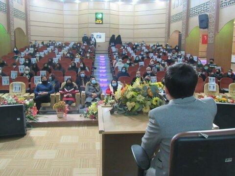 بالصور/ إقامة مؤتمر لمناقشة العلل الاجتماعية برعاية مقر الأزمة والطوارئ للحوزات العلمية في إيران