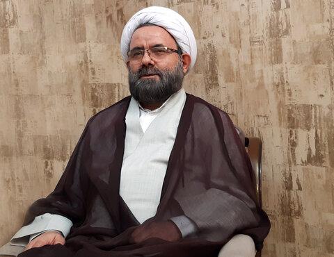 محمد عربصالحی رئیس پژوهشکده حکمت و دینپژوهی پژوهشگاه فرهنگ و اندیشه اسلامی
