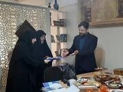 امضای تفاهمنامه همکاری مؤسسه «خاتم» و شبکه تعاون و تجارت ایران