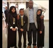 دختر مسلمان انگلیسی به خاطر نپوشیدن دامن کوتاه از مدرسه محروم شد