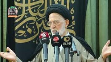 حضور ملت عراق در مراسم بزرگداشت فرماندهان مقاومت، نشانگر بصیرت آنهاست