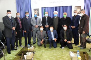 تصاویر/ دیدار مسئولان مختلف با نماینده ولی فقیه در خراسان شمالی