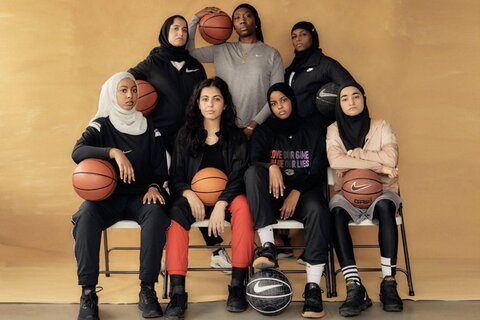 Fitriya Mohamed is changing the game — and the conversation — around Muslim women in sports