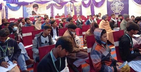تعلیماتِ اہلبیت (ع) نصابی ورکشاپ کی مختصر رپورٹ