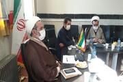 تصاویر/ جلسه ستاد همکاری حوزه علمیه و آموزش و پرورش استان کرمانشاه