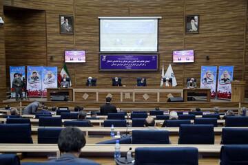 تصاویر/ نشست شورای توسعه و ترویج فرهنگ ایثار و شهادت خراسان شمالی