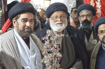 تصاویر/ حضرت امام زین العابدین (ع) کی ولادت با سعادت اور ادارہ تنظیم المکاتب کے یوم قیام پر دو روزہ محفل مسرت کی تصویری جھلکیاں