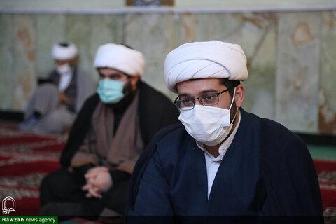 بالصور/ البدء بدرس البحث الخارج للفقه وأصوله للسيد الموسوي الجزائري بشكل حضوري في الأهواز جنوبي غرب إيران