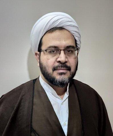حجت الاسلام علی فدایی