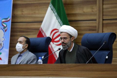 تصاویر/ سفر رئیس بنیاد شهید و امور ایثارگران کشور به خراسان شمالی